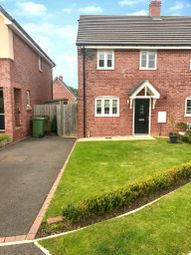 Thumbnail 3 bedroom semi-detached house to rent in Beech Avenue, Woore