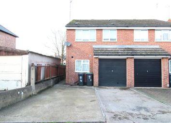 Thumbnail 3 bed semi-detached house to rent in Pratt Road, Rushden