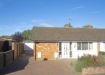 Thumbnail 3 bed semi-detached bungalow for sale in Warners Road, Newton Longville, Milton Keynes