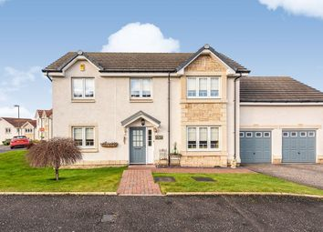 Thumbnail 4 bed detached house for sale in Hawk Crescent, Dalkeith, Midlothian
