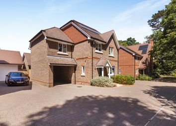 Thumbnail 4 bed detached house to rent in Phillips Close, Wokingham