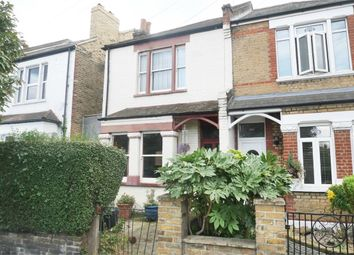 Thumbnail 3 bed semi-detached house for sale in Marlborough Road, Colliers Wood, London