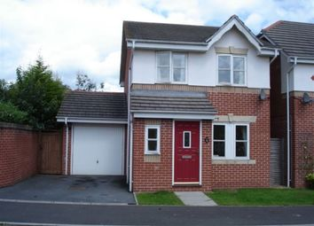 Thumbnail 3 bed property to rent in Hanover Gardens, Cullompton