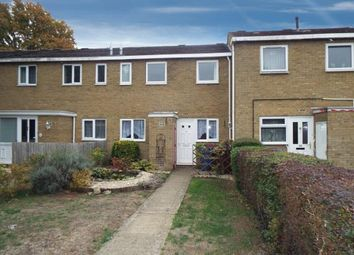 Thumbnail 3 bed terraced house for sale in Lincoln Close, Bicester, Oxfordshire