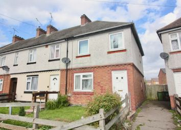 Thumbnail 3 bedroom end terrace house for sale in Queen Margarets Road, Coventry
