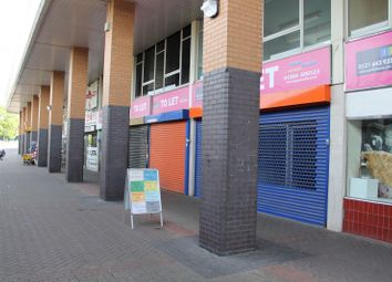 Retail premises to let in Birdcage Walk, Dudley DY2