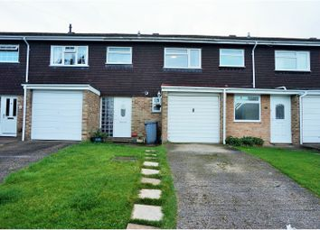 Thumbnail 3 bed terraced house for sale in Salford Close, Reading