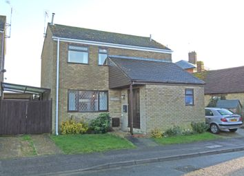 Thumbnail 3 bed detached house to rent in Western Drive, Hanslope, Milton Keynes