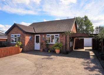 Thumbnail 2 bed detached bungalow for sale in Clee Village, Old Clee, Grimsby
