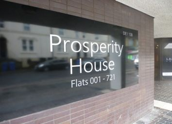1 bed flat to rent in Prosperity House, Derby DE1