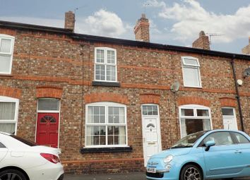 Thumbnail 2 bed terraced house to rent in Gaskell Street, Stockton Heath, Warrington