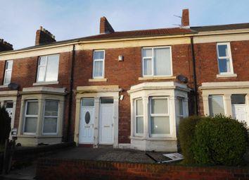 Thumbnail 2 bedroom flat to rent in Burn Terrace, Wallsend