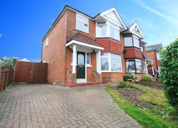 Thumbnail 3 bed semi-detached house for sale in Downside Avenue, Southampton