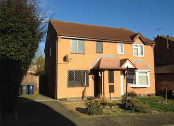 Thumbnail 3 bed semi-detached house to rent in Blea Water, Huntingdon