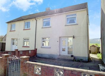 Thumbnail 2 bed semi-detached house for sale in Main Street, Muirkirk, Cumnock, East Ayrshire