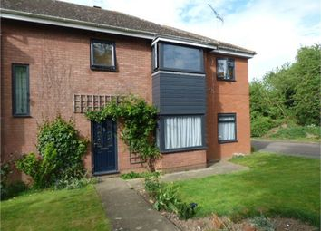 Thumbnail 3 bedroom end terrace house for sale in St Matthews Close, Newington, Sittingbourne, Kent
