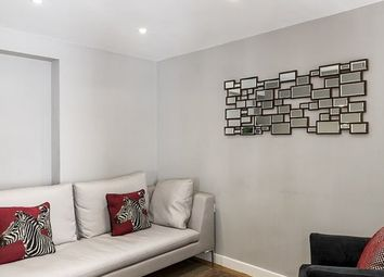 Thumbnail 4 bed flat to rent in Norfolk Square Mews, London