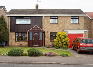 Thumbnail 4 bed detached house for sale in Stirling Road, Stamford