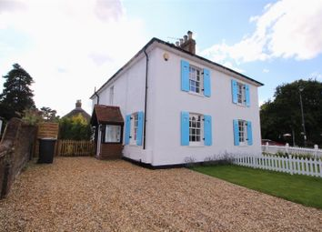 Thumbnail 3 bed cottage for sale in London Road, Shenley, Radlett