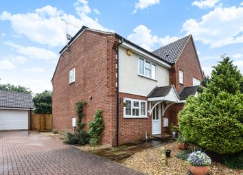 Thumbnail 3 bed semi-detached house for sale in Harding Close, Faringdon