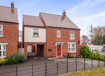 Thumbnail 4 bed detached house for sale in Merchantman Mews, Castle Donington, Derby