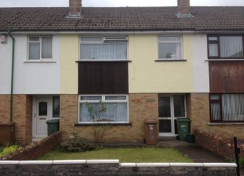 Thumbnail 3 bed property to rent in Mardy Crescent, Caerphilly