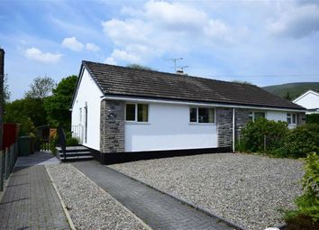 Thumbnail 2 bed semi-detached bungalow for sale in 4 Felindre, Felindre, Pennal, Machynlleth, Powys