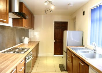 Thumbnail 4 bed terraced house to rent in Seventh Avenue, Heaton