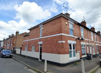 Thumbnail 2 bed end terrace house for sale in Cross Street, Derby, Derbyshire