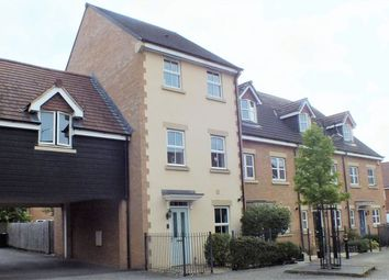 Thumbnail 3 bed terraced house to rent in Egdon Close, Haydon End, Swindon