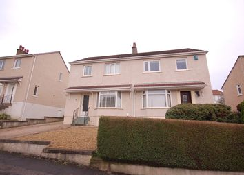 Thumbnail 3 bed semi-detached house for sale in Rockall Drive, Simshill