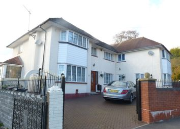 Thumbnail 5 bed detached house for sale in Fairwater Grove West, Llandaff, Cardiff