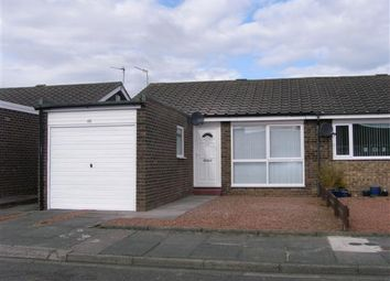 Thumbnail 2 bed bungalow to rent in Gilderdale Way, Southfield Green, Cramlington