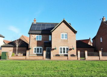 Thumbnail 4 bedroom detached house for sale in Waters Lane, Hemsby