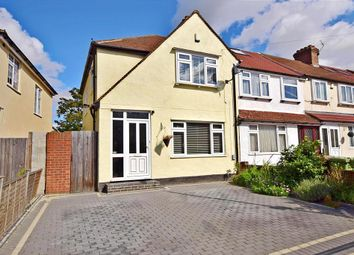 Thumbnail 3 bed end terrace house for sale in Glenview, Abbey Wood, London