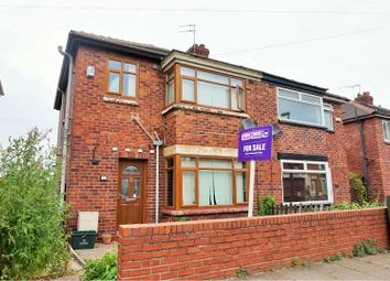 Thumbnail 3 bed semi-detached house for sale in Florence Avenue, Balby, Doncaster