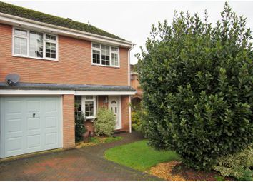 Thumbnail 4 bed semi-detached house for sale in The Thicket, Romsey