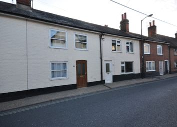 Thumbnail 3 bedroom terraced house for sale in Benton Street, Hadleigh, Ipswich