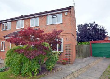 Thumbnail 3 bed semi-detached house for sale in Priorpot Way, Norton