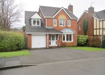 Thumbnail 4 bed detached house for sale in Ffordd Derwen, Margam