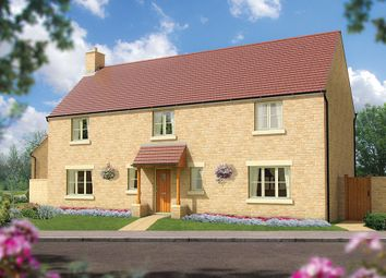 "Thumbnail 4 bed detached house for sale in ""The Tarlton"" at Kemble, Gloucestershire, Kemble"