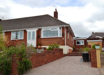 Thumbnail 2 bed semi-detached bungalow for sale in Littlemead Lane, Exmouth