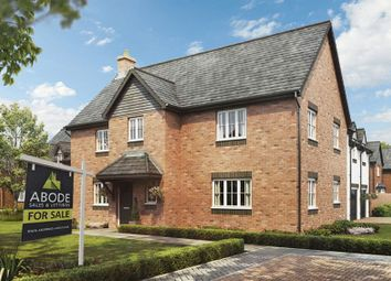 Thumbnail 5 bed detached house for sale in Plot 12, The Regent, Barley Fields, Uttoxeter