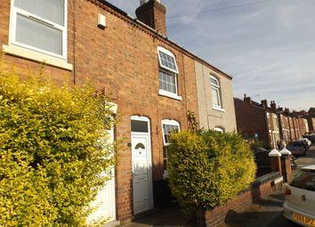 Thumbnail 2 bedroom terraced house for sale in Recreation Terrace, Stapleford, Nottingham