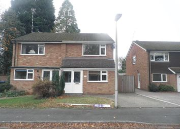 Thumbnail 3 bed semi-detached house to rent in Spicer Place, Bilton, Rugby