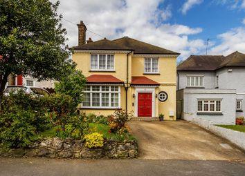 Thumbnail 4 bedroom detached house for sale in Birdhurst Avenue, South Croydon