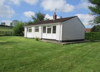 Thumbnail 2 bedroom detached bungalow to rent in Beverley Road, Norton, Malton