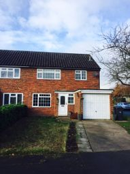 Thumbnail 3 bed semi-detached house for sale in The Smithy, Ware