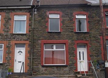 Thumbnail 3 bed terraced house for sale in Arthur Street, Mountain Ash