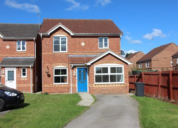 Thumbnail 3 bed detached house to rent in Rosemary Court, Easingwold, York